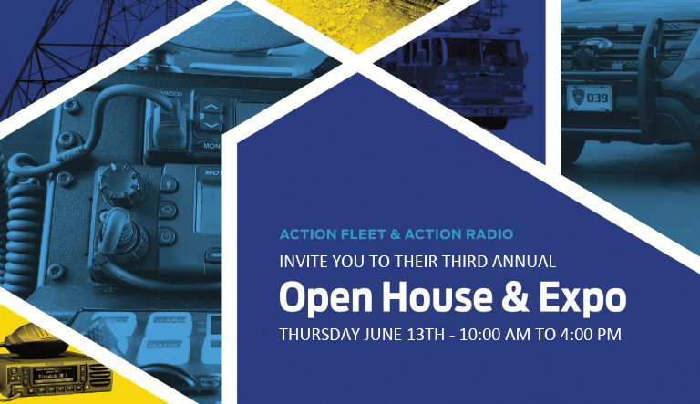 2019 3rd Annual Open House & Expo presented by Action Fleet and Action Radio